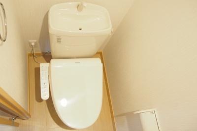 【トイレ】Westヴィラ