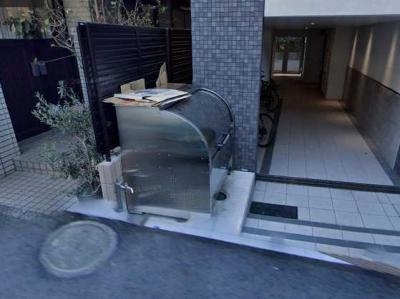 【その他共用部分】LUORE三宿 築浅 浴室乾燥機 独立洗面台 南向き