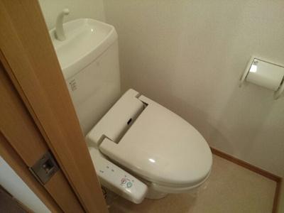 【トイレ】ハウスエルロンド
