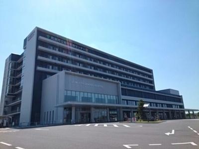 和泉市立総合医療センター様まで520m