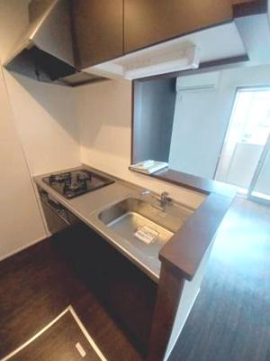【キッチン】Casa Domani