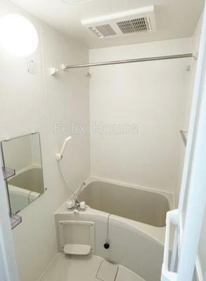 【浴室】グランシャリオ池袋