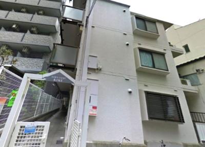 【外観】タウンコート新神戸