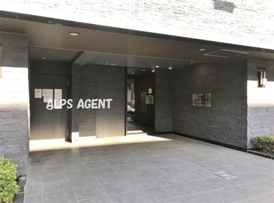 【エントランス】Le'a横濱ミッドスクエア