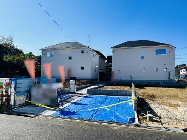【外観】野田市春日町20-2期 全2棟