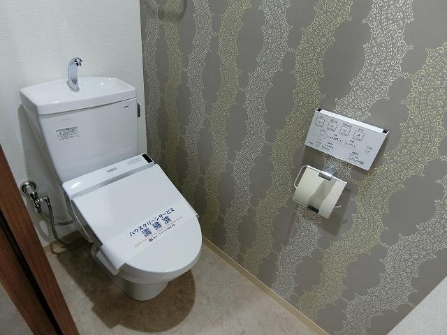 【トイレ】SOL池田