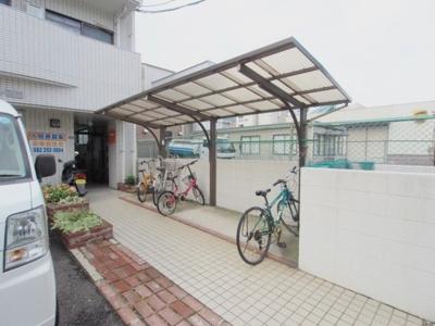 【その他共用部分】シャトレ祇園