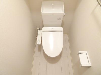 【トイレ】クレアトール浜田山
