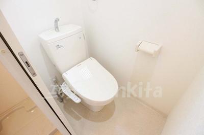 【トイレ】プライムコート東三国
