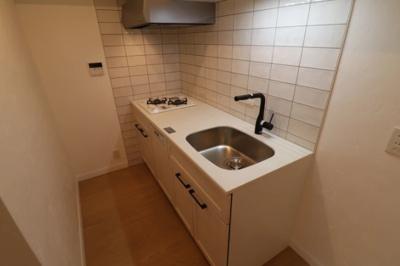 セザール第二鷺宮のキッチンです。