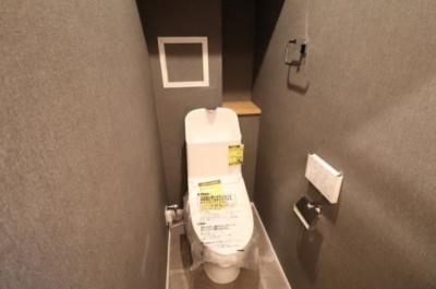 セザール第二鷺宮のトイレです。