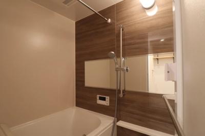 セザール第二鷺宮の浴室です。