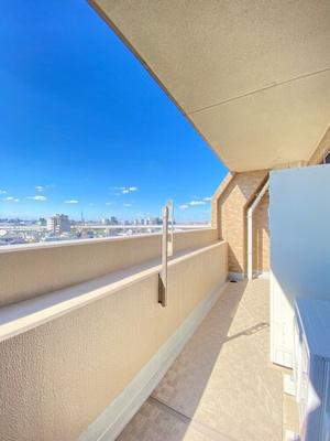 【駐輪場】シーズガーデン瑞江 2004年築 7階 リ フォーム済