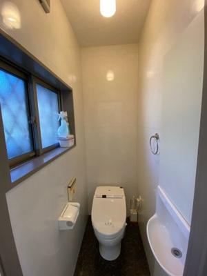 【トイレ】樫原山路一戸建