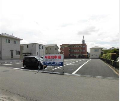 【駐車場】花畑駐車場