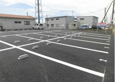 【駐車場】松野木駐車場