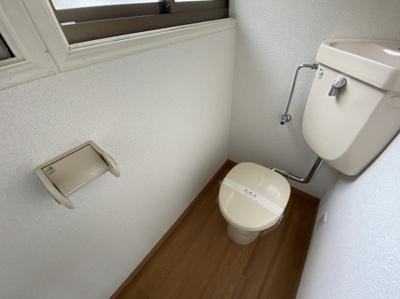 【トイレ】上野貸家