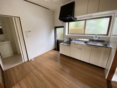 【キッチン】上野貸家