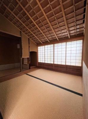 経堂の杜の和室です。