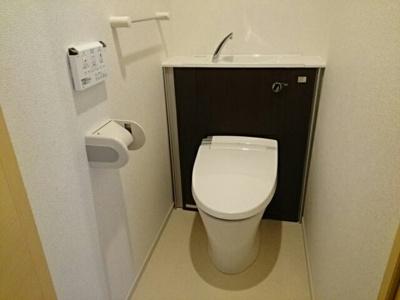 【トイレ】大鳥レジデンス