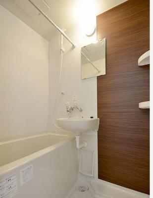 【浴室】コンフォート板橋