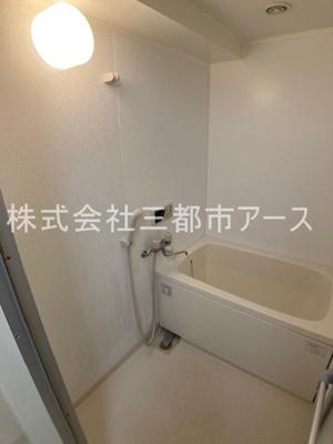 【浴室】小山台サニーハイツ(コヤマダイサニーハイツ)