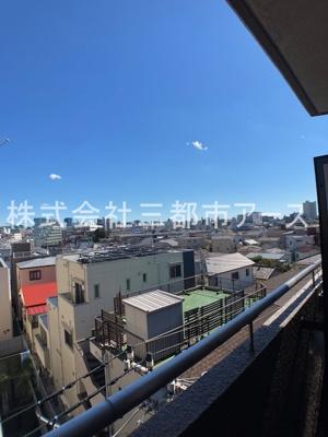【展望】小山台サニーハイツ(コヤマダイサニーハイツ)