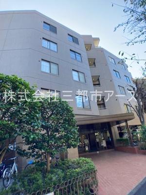 【外観】小山台サニーハイツ(コヤマダイサニーハイツ)