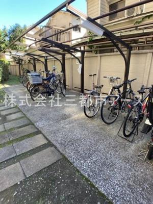 【駐車場】小山台サニーハイツ(コヤマダイサニーハイツ)