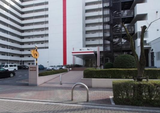 【外観】東陽町ハイホームB棟