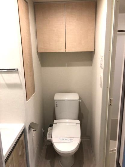 【トイレ】ドゥーエ南千住