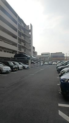 【駐車場】イニシア川口鳩ヶ谷