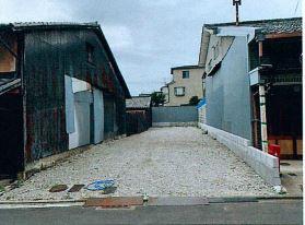 【外観】上京区東柳町 建築条件無し 売土地
