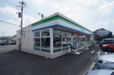 ファミリーマート佐波東店まで650m