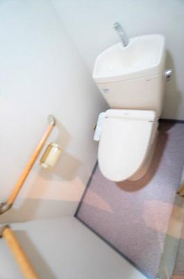 【トイレ】コスモ与野中央公園