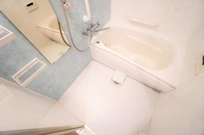 【浴室】コスモ与野中央公園