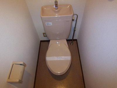 【トイレ】菱和パレス青山南