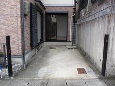 【駐車場】大枝沓掛町一戸建