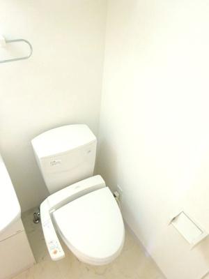 【トイレ】ヴィータローザ南砂町