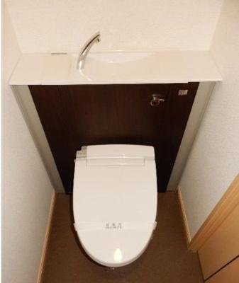【トイレ】リバーサイドガーデン