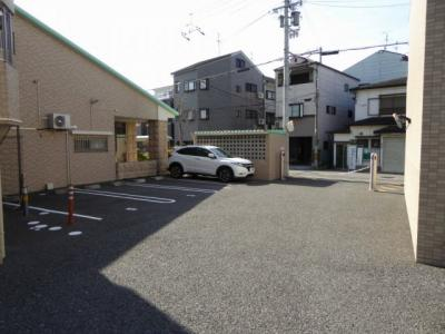 【駐車場】レクシア鶴見