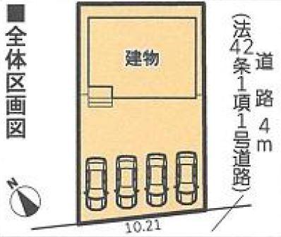 【区画図】磐田市豊岡 第7 AR