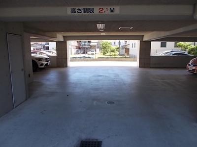 【駐車場】レインボーピア上小田井