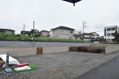 【外観】鴻巣市大間 新築一戸建て全2棟