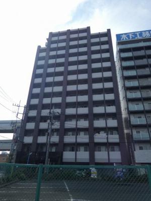 京急本線「梅屋敷」駅より徒歩4分の分譲賃貸マンションです