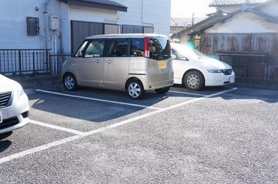 【駐車場】フレール与野本町