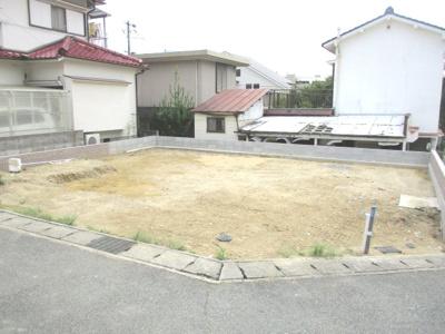 【外観】神戸市西区伊川谷町有瀬新築戸建 1号地