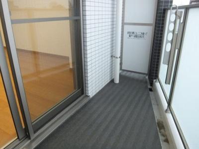 【バルコニー】グランフォース東高円寺