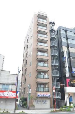 JR川崎駅5分の駅近マンションです。