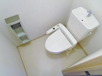 【トイレ】シャトーコエモンⅡH棟